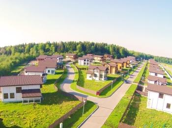 Коттеджный поселок Брусландия